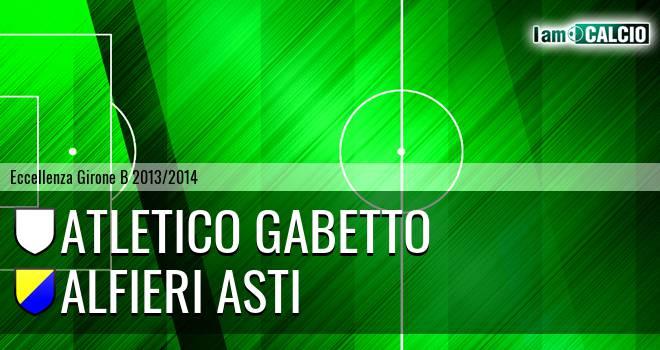Atletico Gabetto - Alfieri Asti