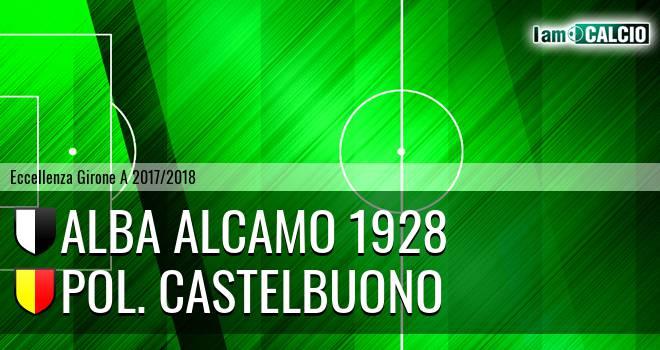 Alba Alcamo 1928 - Pol. Castelbuono