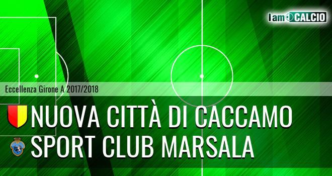 Nuova Città di Caccamo - Sport Club Marsala