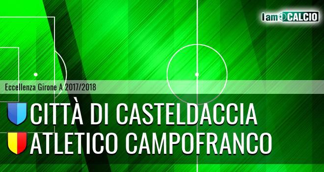 Città di Casteldaccia - Atletico Campofranco