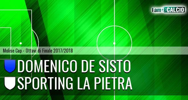 Domenico De Sisto - Sporting La Pietra