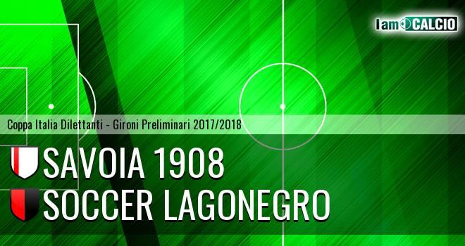 Savoia 1908 - Soccer Lagonegro 2-0. Cronaca Diretta 07/03/2018
