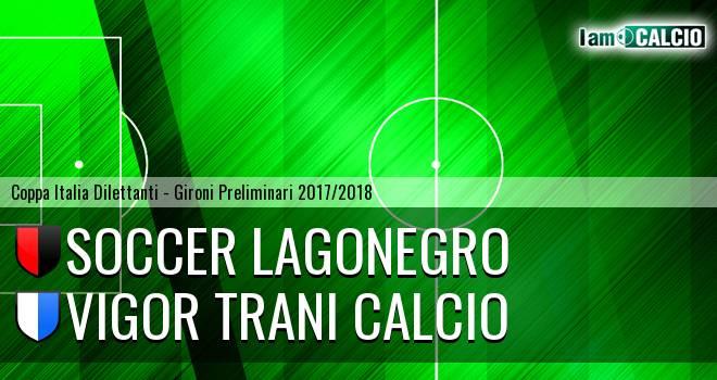 Soccer Lagonegro - Vigor Trani Calcio