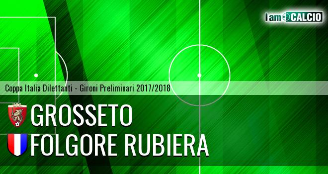 Grosseto - Folgore Rubiera 1-0. Cronaca Diretta 21/02/2018
