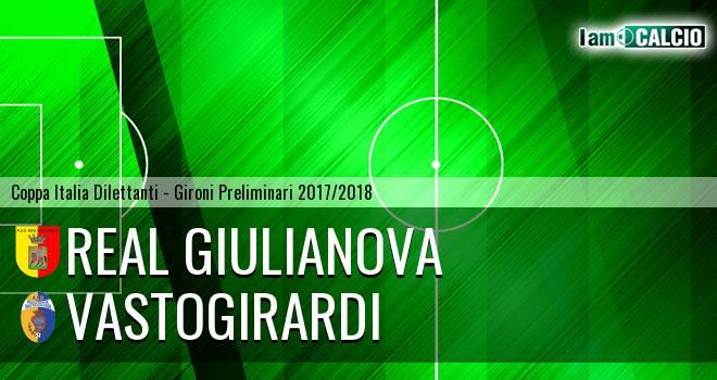 Real Giulianova - Vastogirardi 2-1. Cronaca Diretta 21/02/2018