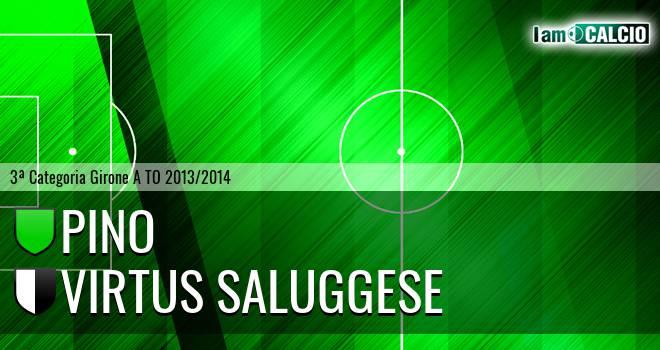 Pino - Virtus Saluggese