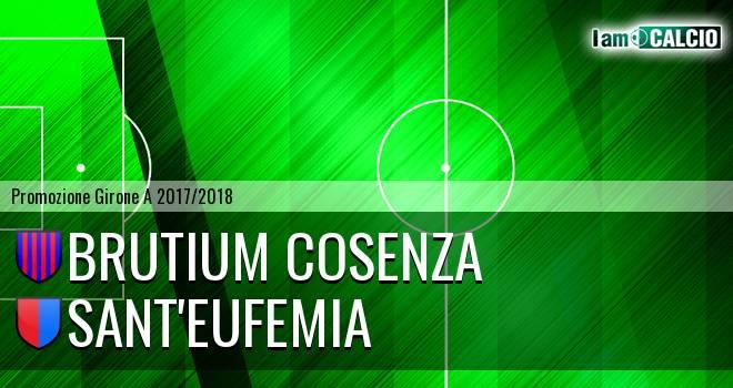 Brutium Cosenza - Sant'Eufemia