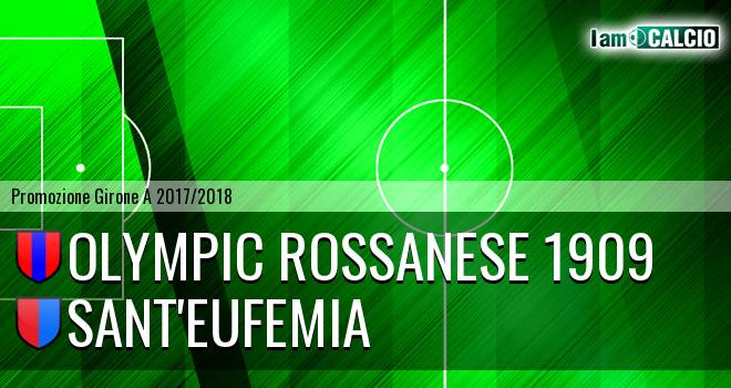 Olympic Rossanese 1909 - Sant'Eufemia