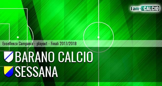 Barano Calcio - Sessana