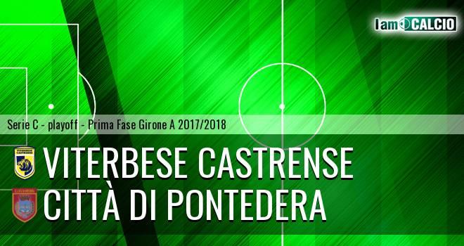 Viterbese Castrense - Città di Pontedera
