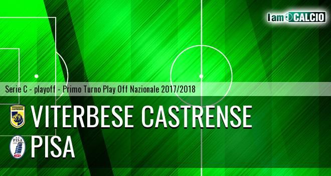 Viterbese Castrense - Pisa