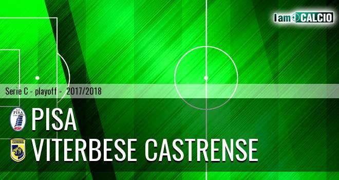 Pisa - Viterbese Castrense