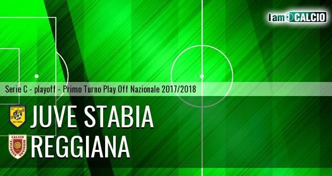 Juve Stabia - Reggiana