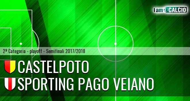 Castelpoto - Sporting Pago Veiano 4-0. Cronaca Diretta 19/05/2018