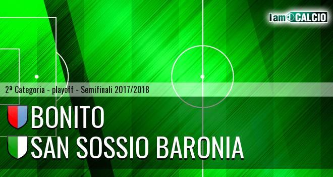 Bonito - San Sossio Baronia