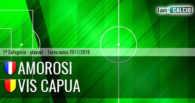 Amorosi - Vis Capua