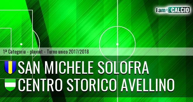 San Michele Solofra - Centro Storico Avellino
