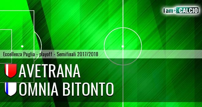 Avetrana Calcio - Bitonto Calcio