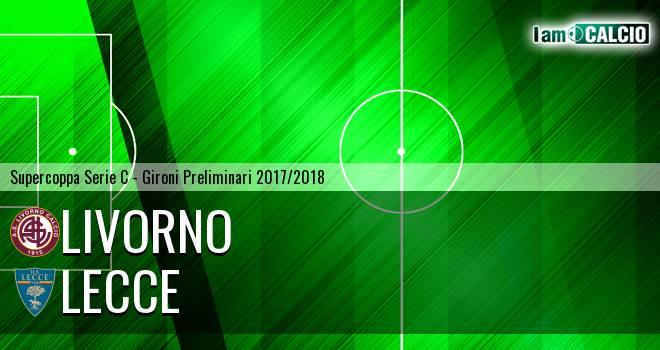Livorno - Lecce 3-1. Cronaca Diretta 19/05/2018