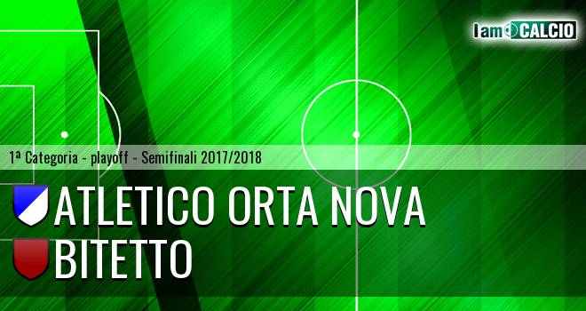 Team Orta Nova - Bitetto