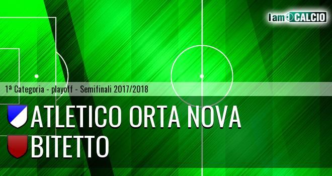 Team Orta Nova - Bitetto