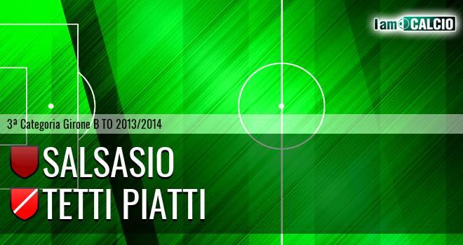 Salsasio - Tetti Piatti
