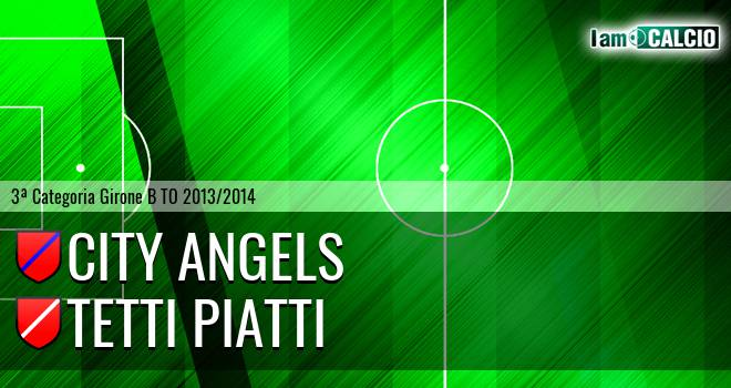 City Angels - Tetti Piatti