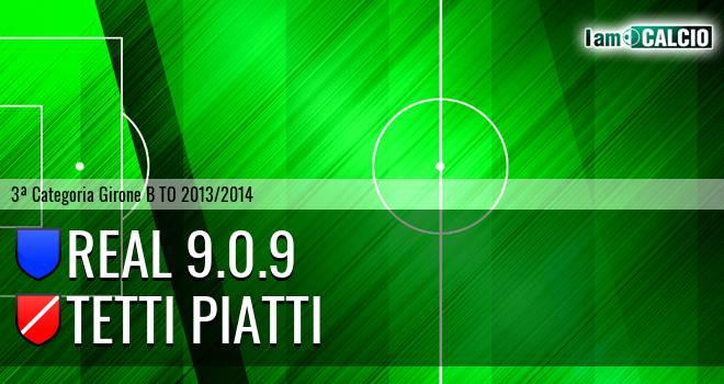 Real 9.0.9 - Tetti Piatti