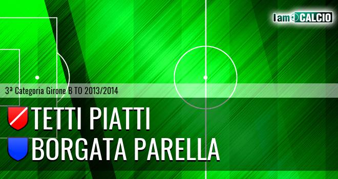 Tetti Piatti - Borgata Parella