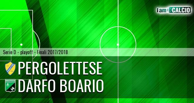 Pergolettese - Darfo Boario