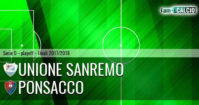 Sanremese - Ponsacco