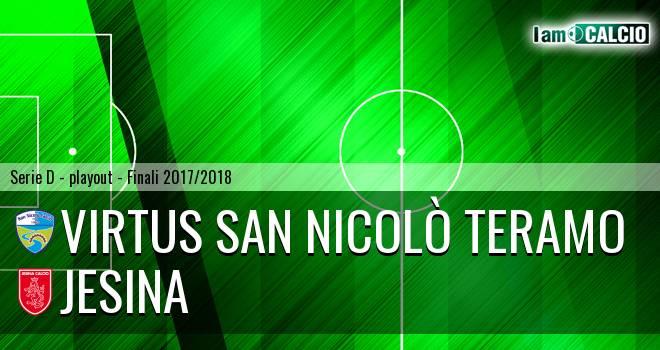 Virtus San Nicolò Teramo - Jesina