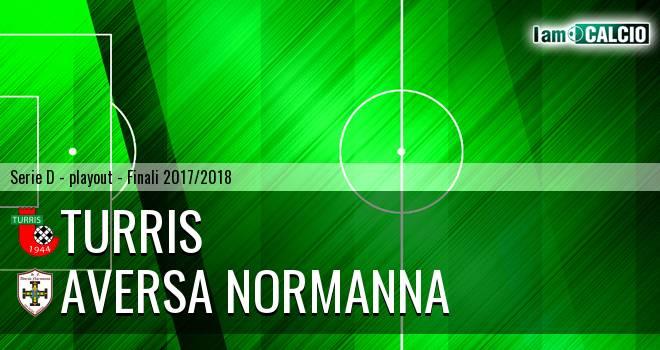 Turris - Aversa Normanna 2-0. Cronaca Diretta 20/05/2018