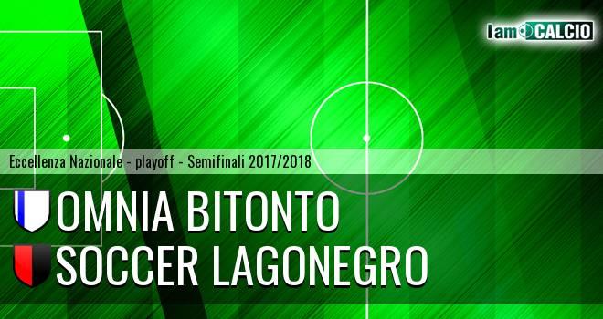 USD Bitonto - Soccer Lagonegro