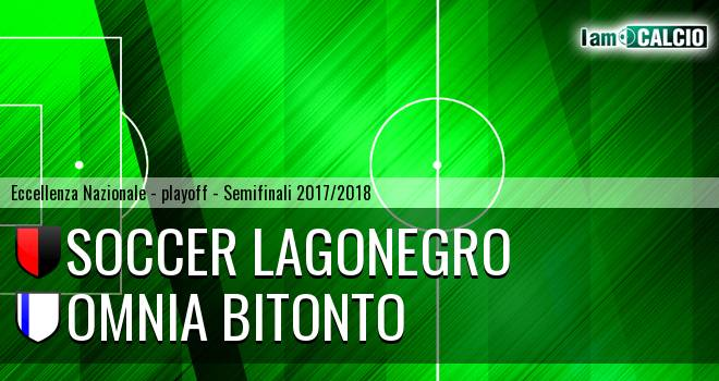 Soccer Lagonegro - Omnia Bitonto