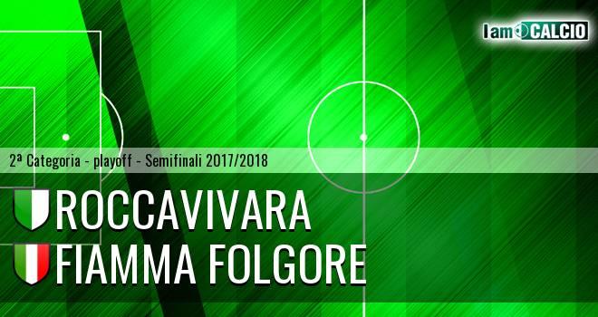 Roccavivara - Fiamma Folgore