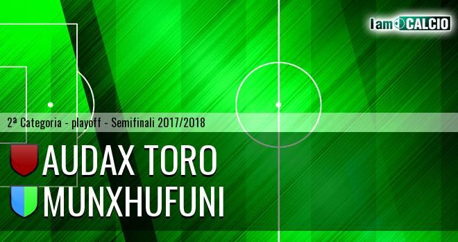 Audax Toro - Munxhufuni