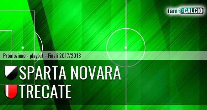 Sparta Novara - Trecate