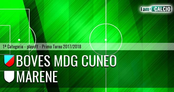 Boves MDG Cuneo - Marene