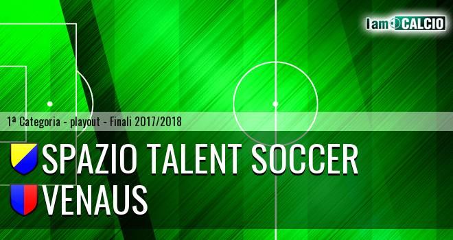 Spazio Talent Soccer - Venaus