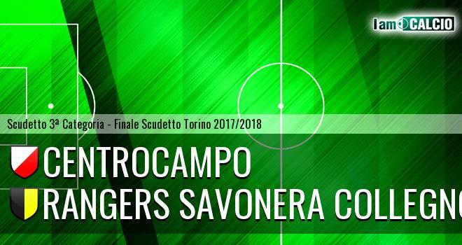 Centrocampo - Rangers Savonera Collegno