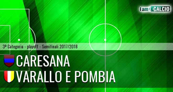 Caresana - Varallo E Pombia