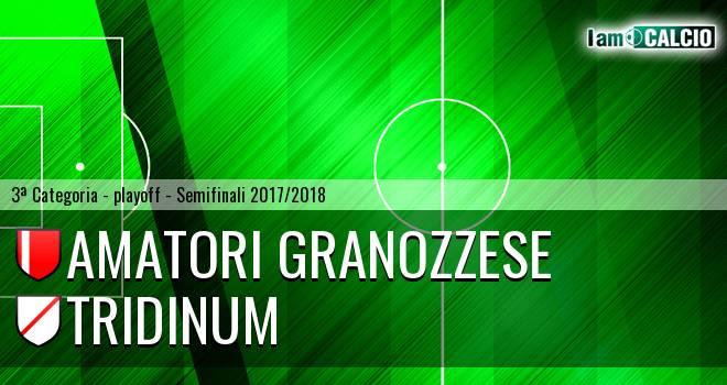 Amatori Granozzese - Tridinum