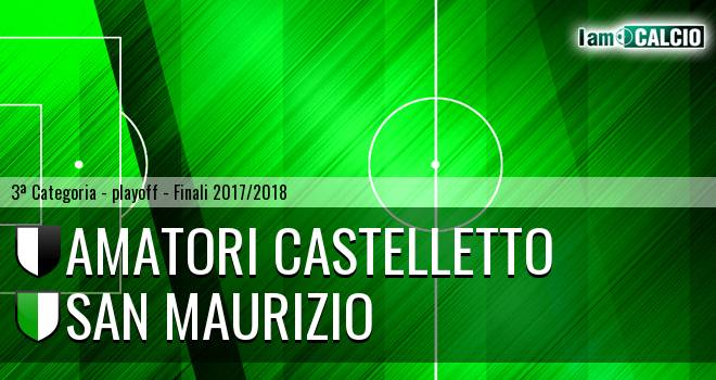 Amatori Castelletto - San Maurizio