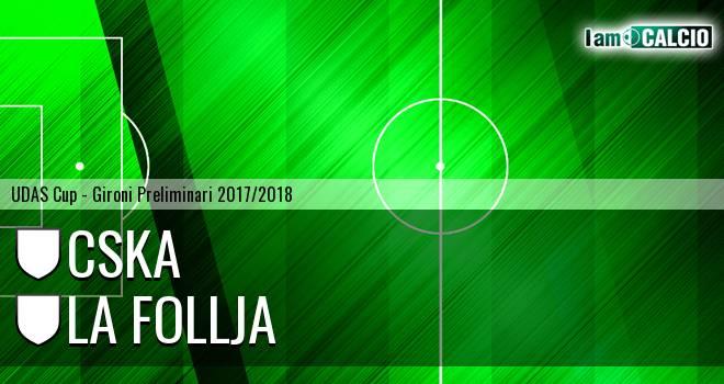 CSKA - La Follja