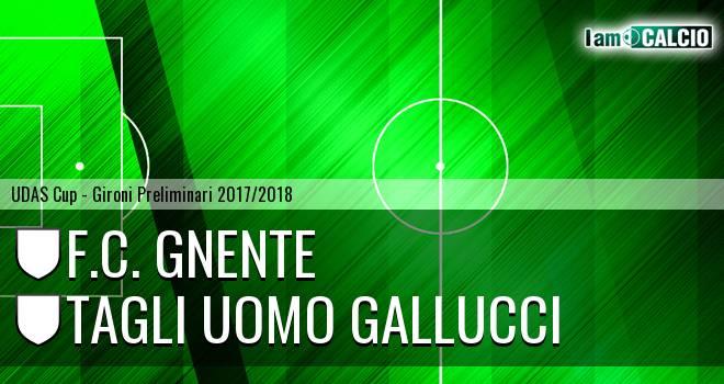 F.C. Gnente - Tagli Uomo Gallucci