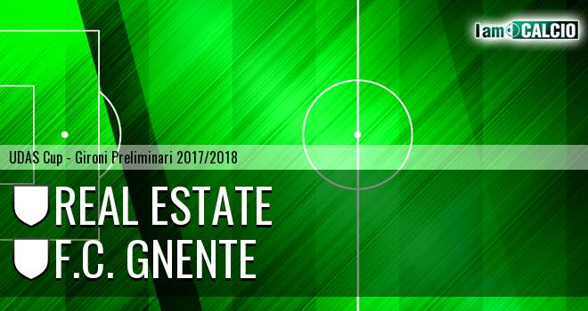 Real Estate - F.C. Gnente