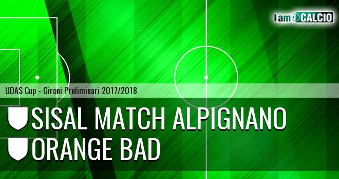 Sisal Match Alpignano - Orange Bad