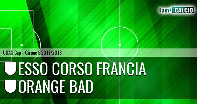 Esso Corso Francia - Orange Bad