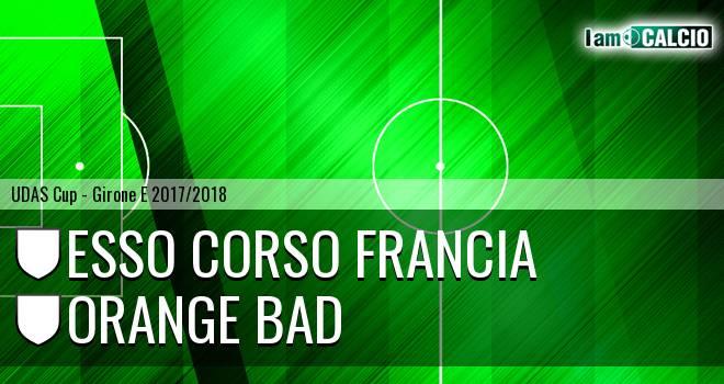 Esso Corso Francia - Orange Bad